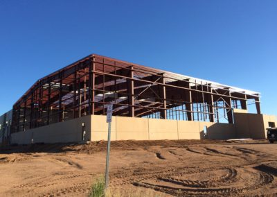 UAS Hangar, Ft. Carson, CO